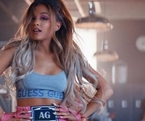 ariana grande and side to side image
