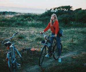 bike, cool, and fashion image