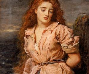 John Everett Millais, painting, and art image