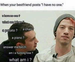 twenty one pilots and funny image