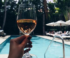 wine and love image