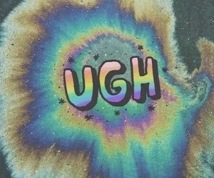 grunge, indie, and rainbow image