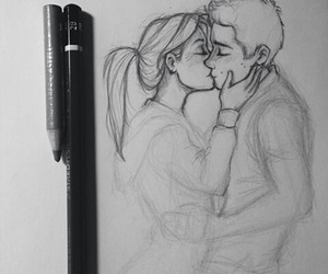 drawing and love image