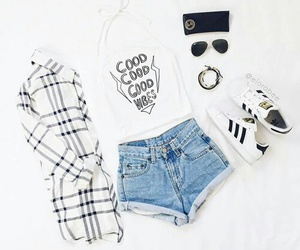 style, outfit, and fashion image