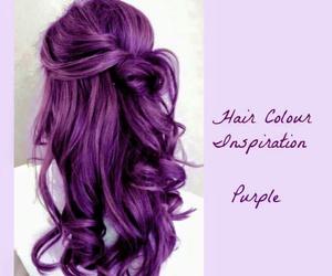 beautiful, hair, and highlights image