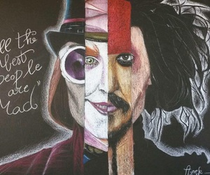 amazing, johnnydepp, and beautiful image