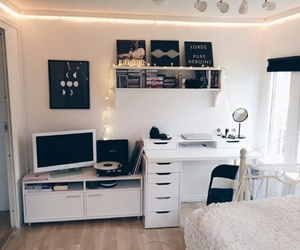 bedroom, cosy, and room image