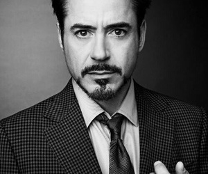 robert downey jr and iron man image
