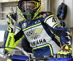 Valentino and vr46 image