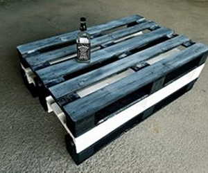 pallet recycled, pallet upcycled, and pallet ideas image