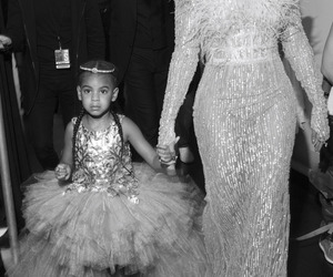 blue, queen bey, and blue ivy image