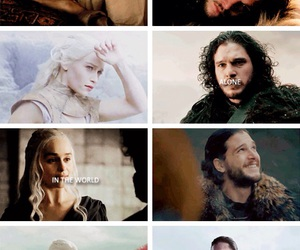 tv show, got, and game of thrones image