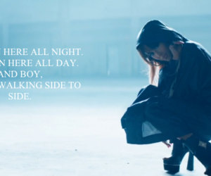 moonlight, quote, and quotes image