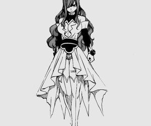 fairy tail, titania, and erza scarlet image