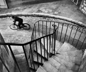 photography, henri cartier-bresson, and black and white image
