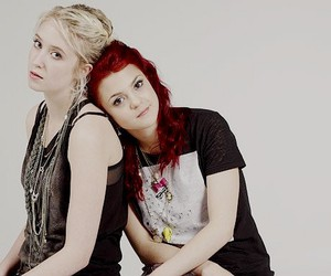 naomi, emily, and skins image