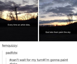 funny, tumblr, and artist image