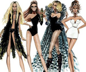 art, queen be, and yonce image