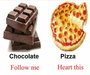 chocolate, food, and funny image
