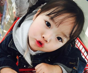 baby and kwon yuli image