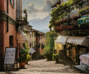 italy, bellagio, and travel image