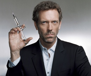 dr house, house, and hugh laurie image