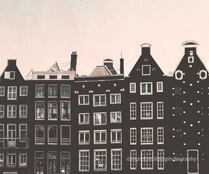 etsy, whimsical, and architecture print image
