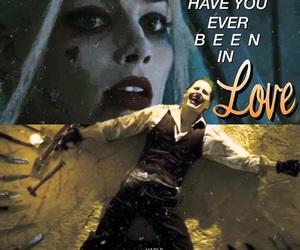 joker, DC, and harley quinn image