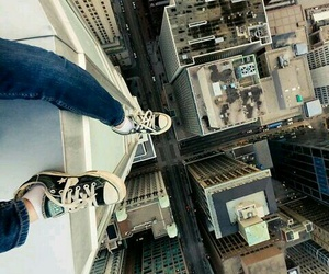 chilling, travelling, and nyc image