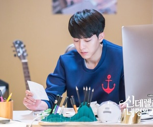 kdrama, cnblue, and lee jung shin image