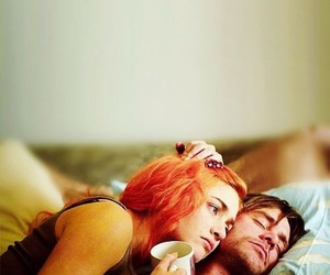 couple, boy, and eternal sunshine of the spotless mind image