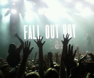 fall out boy, FOB, and moscow image
