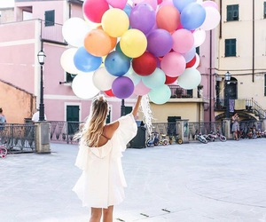 colors, summerdress, and cute image