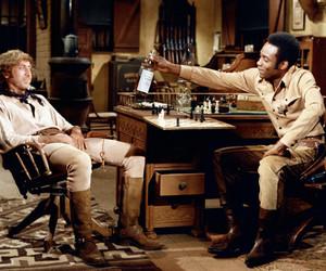 Gene Wilder and Blazing Saddles image