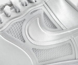 nike, white, and pale image