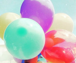 16, balloons, and happy image