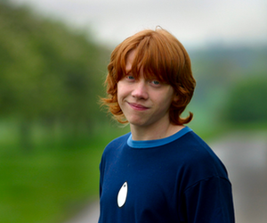 hair, rupert grint, and ugly image