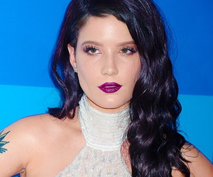 halsey, 2016, and vmas image