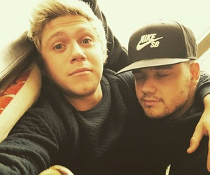 one direction, niall horan, and liam payne image