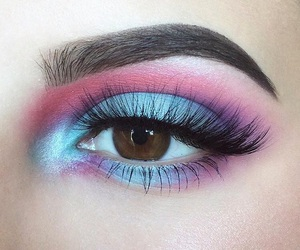 brands, eyebrows, and lashes image