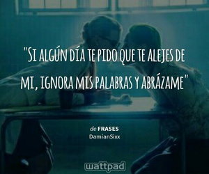 amor, frases, and sentimientos image