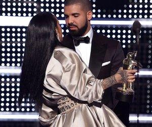 Drake, mtv, and rihanna image