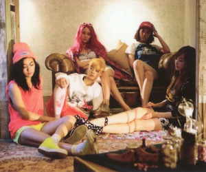 amber, luna, and pink tape image