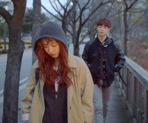 cheese in the trap, seo kang joon, and hong seol image