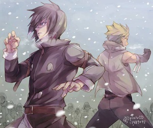 boys, sabertooth, and friends image