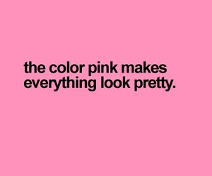 girly, pink, and pretty image