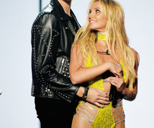 britney spears and g-easy image