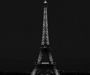 paris, wallpaper, and night image