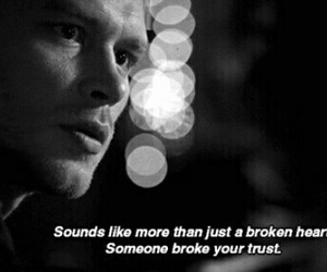 The Originals, trust, and klaus image