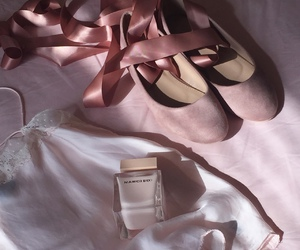 ballet, pink, and pale image